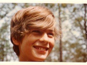 Michael at 13